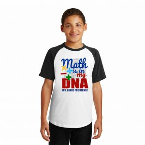 Math is my DNA-Yes I have Problems